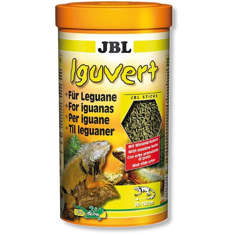 Jbl Iguvert İguana Ve Sürüngen Yemi 1L 420gr