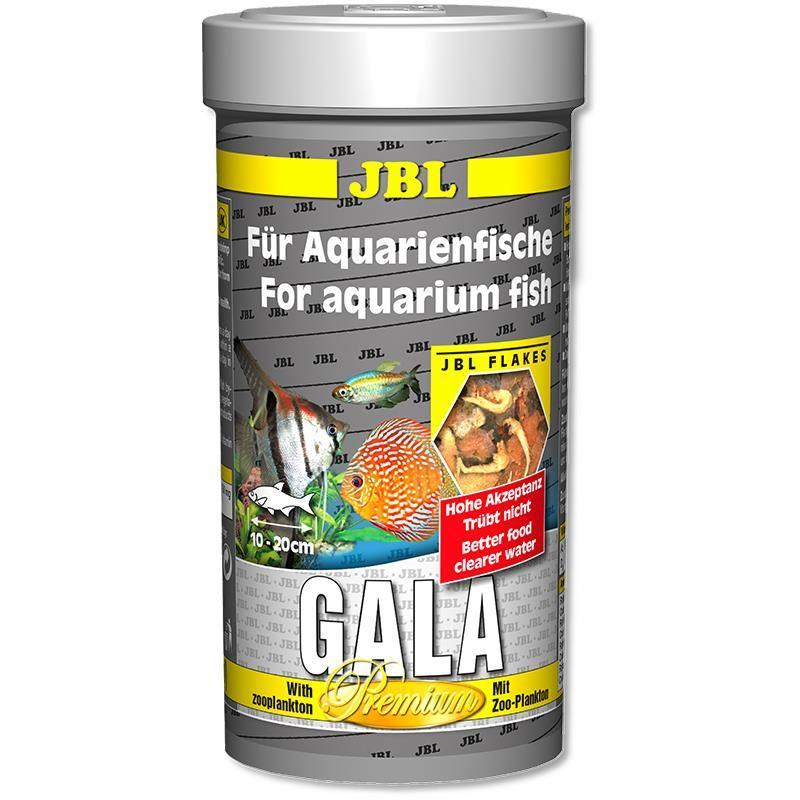 Jbl Gala Planktonlu Pul Balık Yemi 1litre 160gr