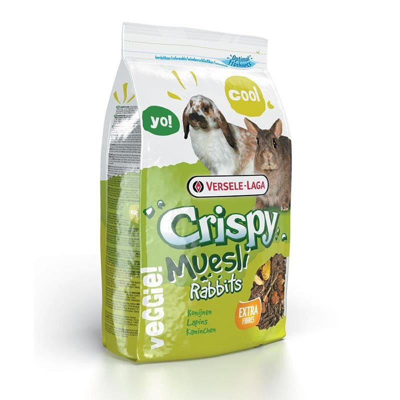 Versele Laga Crispy Muesli Tavşan Yemi 1 Kg