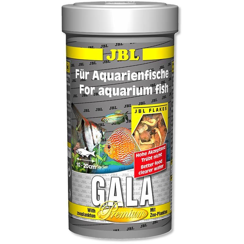 Jbl Gala Planktonlu Pul Balık Yemi 250ml 38gr