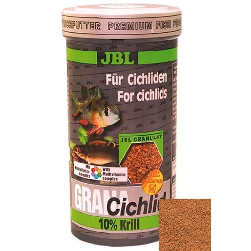 Jbl Granacichlid Premium Ciklet Balık Yemi 250ml 110 Gr