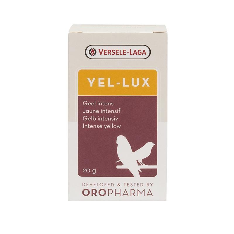 Versele Laga Yel-Lux Sarı Renk Boyası 20 Gr