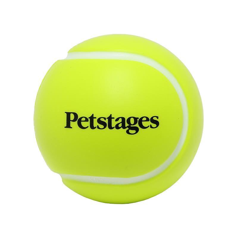 Petstages Kauçuk Tenis Topu 6 Cm 3 ADET