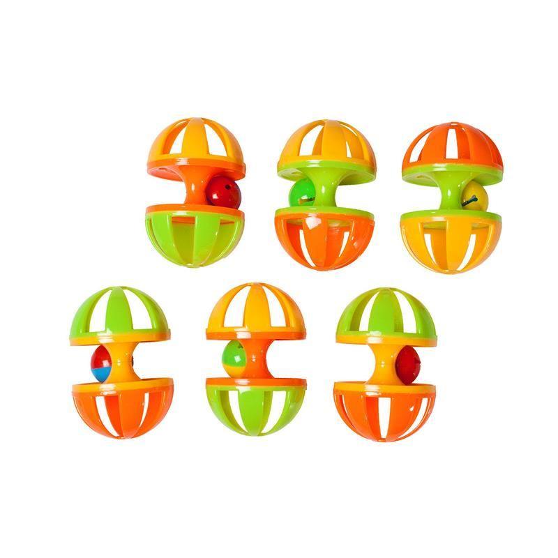 Karlie Zilli Top Kemirgen Oyuncağı 10 Cm 1 Adet