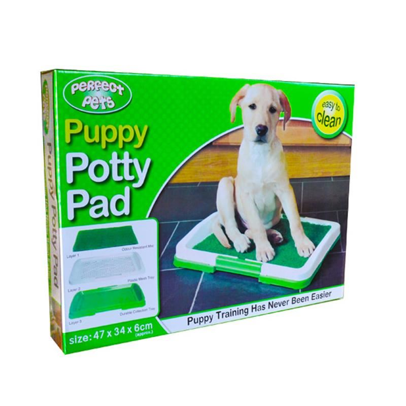 Perfect Köpek Tuvalet Eğitim Yapay Çim 47x34 Cm