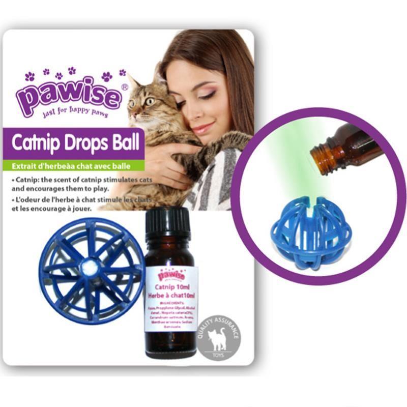 Pawise Catnipli Top Kedi Oyuncağı