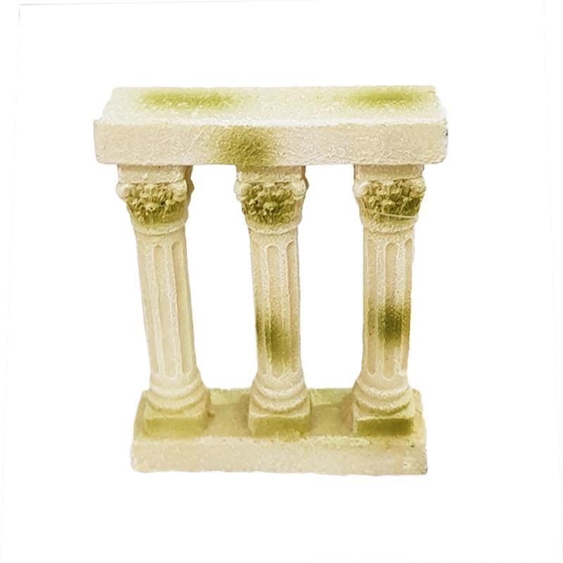Chicos Akvaryum Dekoru Roma Sütunu 10x3x12,5 Cm