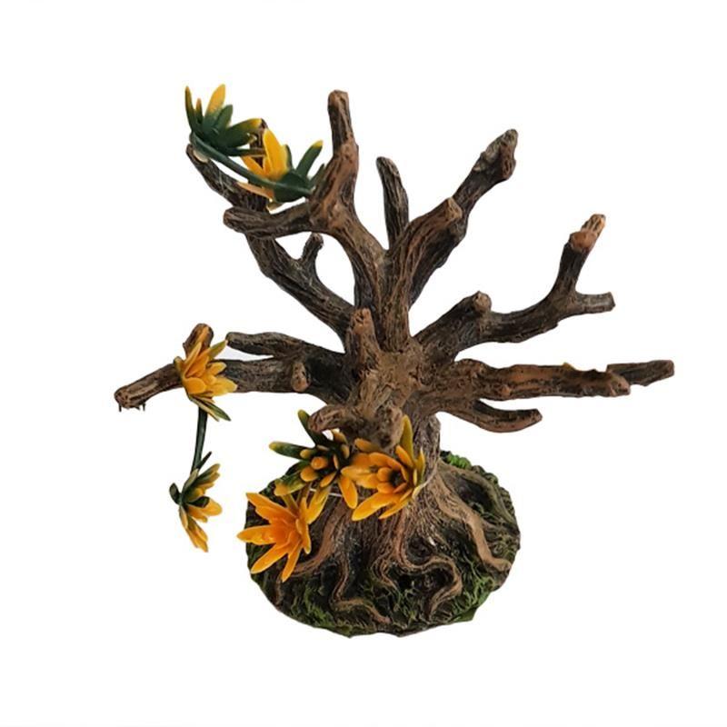 Chicos Akvaryum Dekoru Çam Ağacı 12x9x12,5 Cm