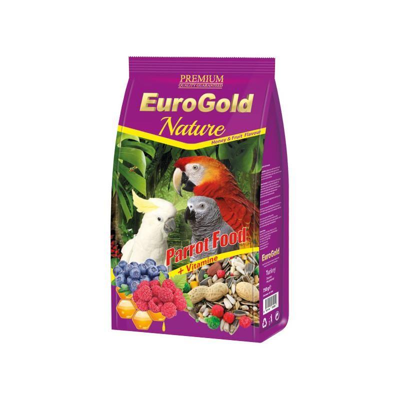 EuroGold Papağan Yemi 750 gr