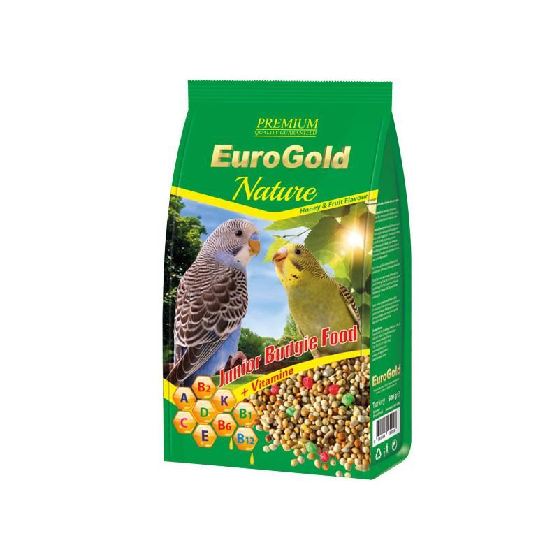 EuroGold Yavru Muhabbet Yemi 500 gr