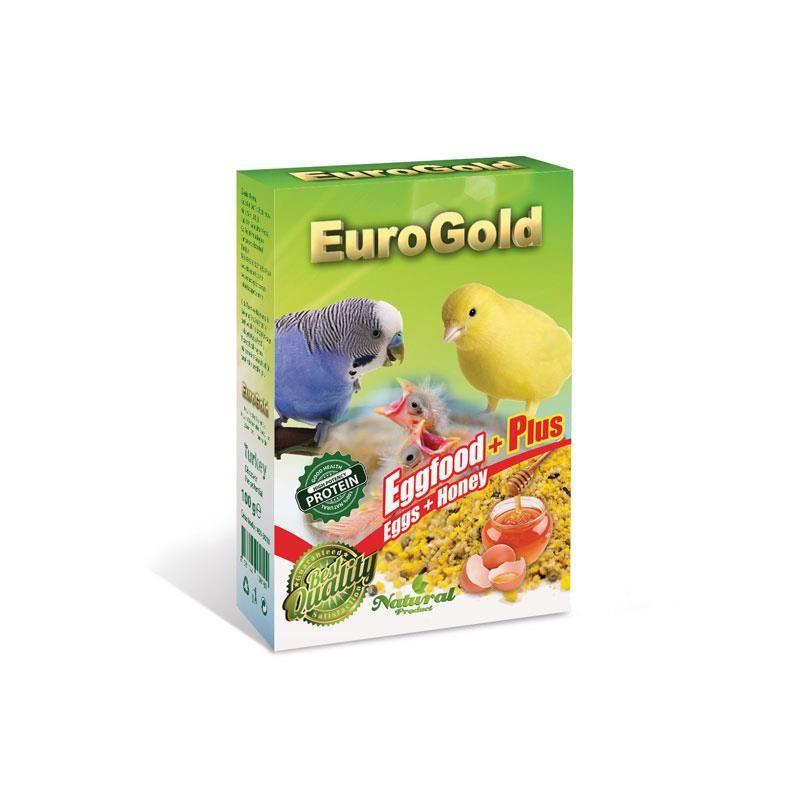 EuroGold Yumurtalı Kuş Maması 100 gr