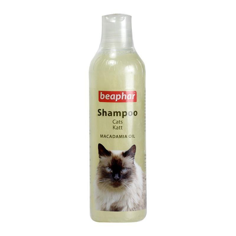 Beaphar Kediler İçin Macademia Özlü Şampuan 250 ML