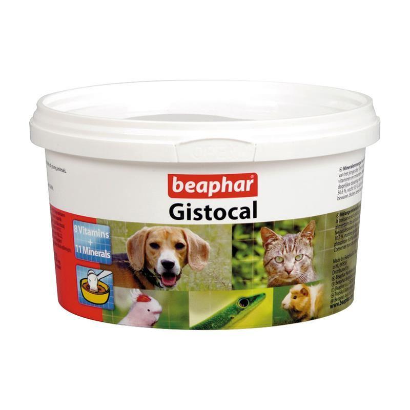 Beaphar Gistocal,Kedi Köpekler İçin Besin Eksikliği Giderici 250 Gr