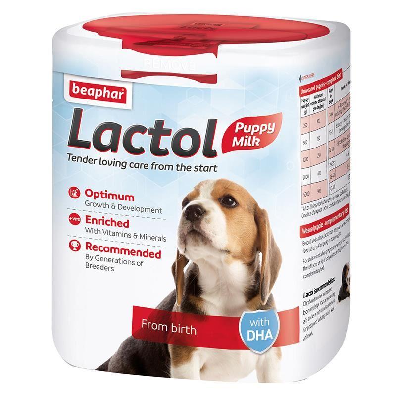 Beaphar Lactol Yavru Köpekler İçin Süt Tozu 250 Gr