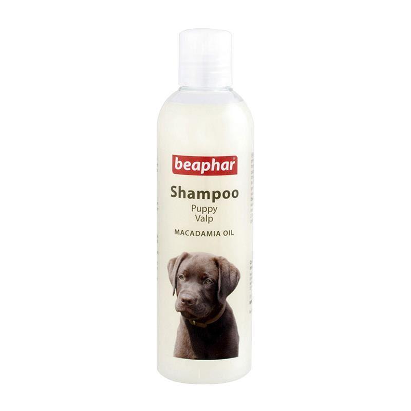Beaphar Puppy Macadamia Yavru Köpek Şampuanı 250 ML