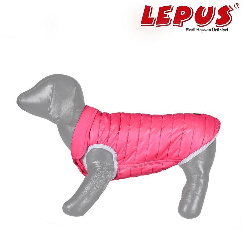 Lepus Küçük Irk Köpek Anorak Yelek Fuşya Small