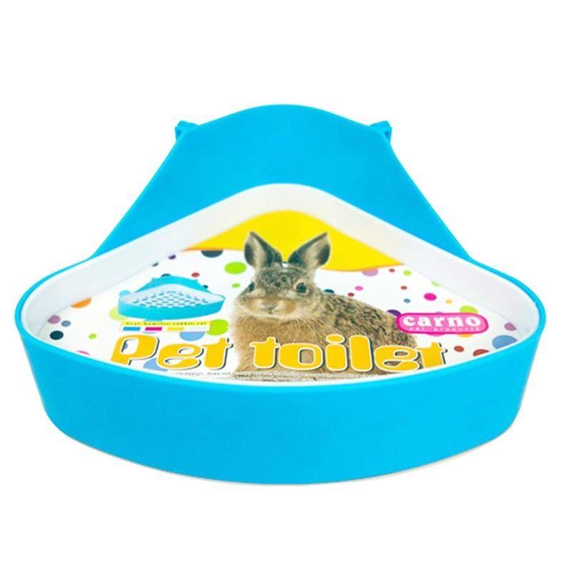 Carno Tavşan Tuvaleti Üçgen Mavi