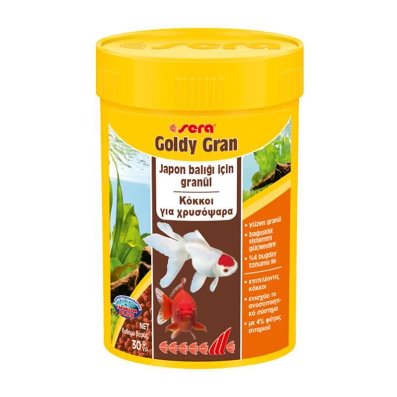 Sera Goldy Gran 100 Ml 30 Gr