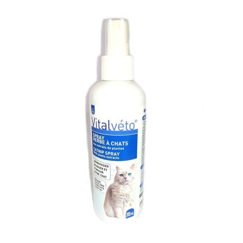Vitalveto Catnip Sprey Kediler İçin Çekici Spray 200 Ml