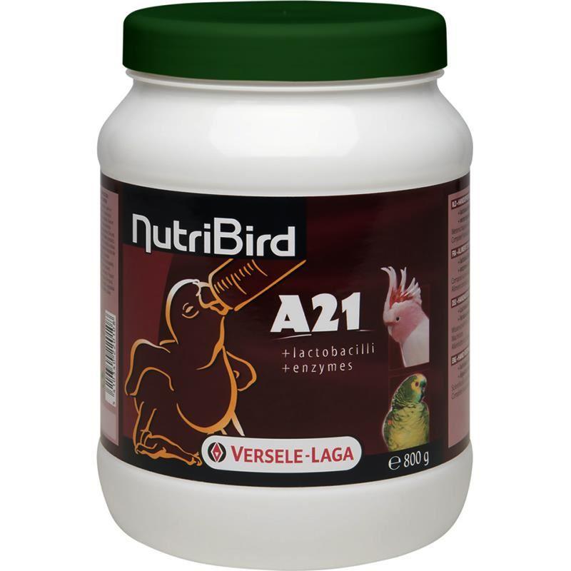 Versele Laga A21 Yavru Kuşlar İçin Elle Besleme Maması 800 gr