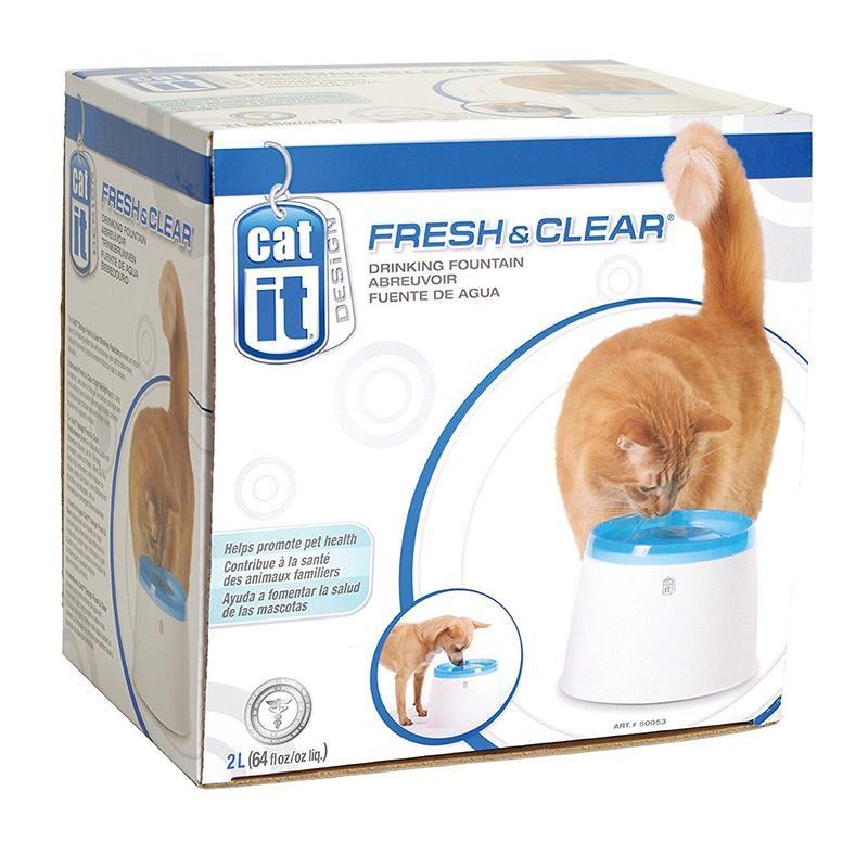 Catit Fresh Kedi Suluğu 2 Lt