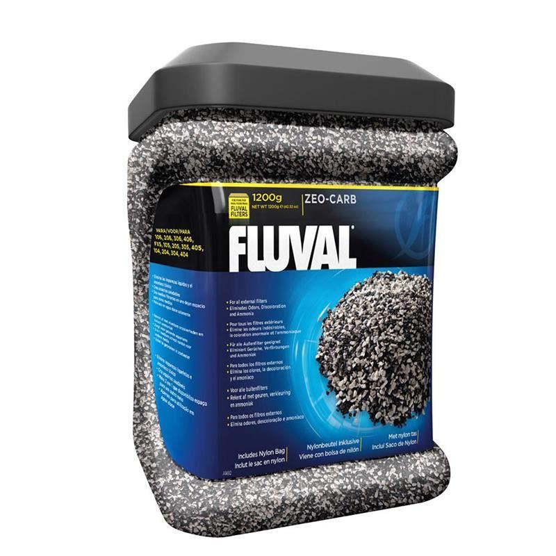 Fluval Zeo-Carbon Akvaryum Filtre Malzemesi 1200 Gr