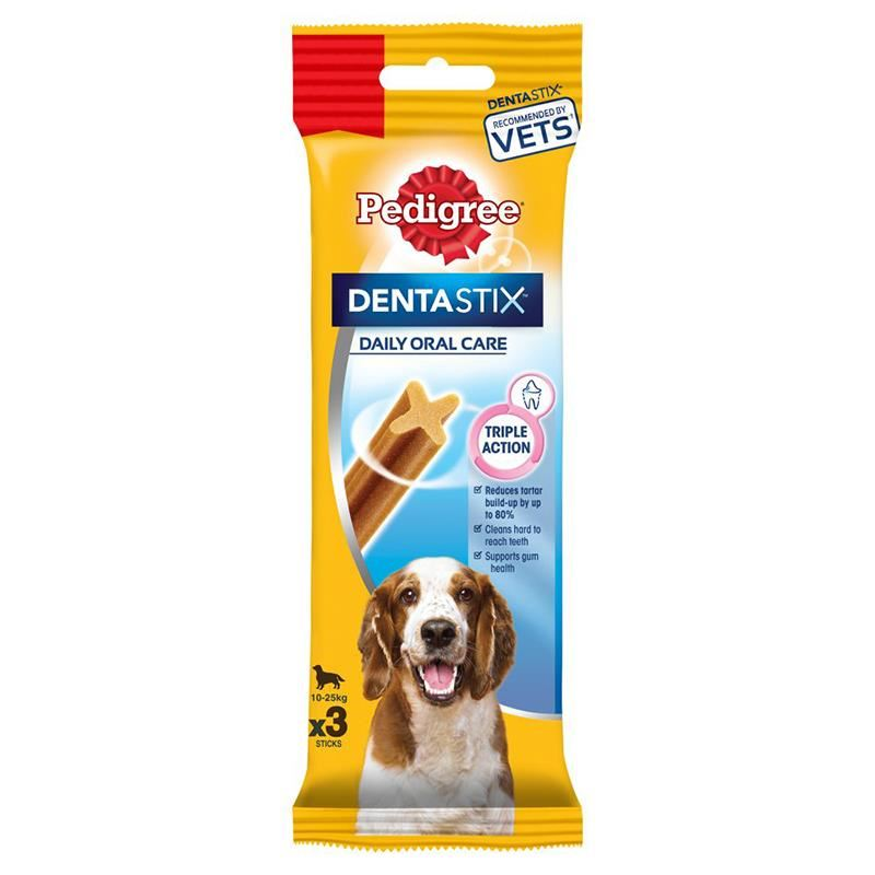 Pedigree Dentastix Medium Köpek Ödülü 77 Gr
