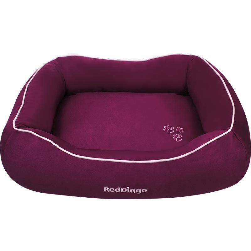 Reddingo Mor Köpek Yatağı Large