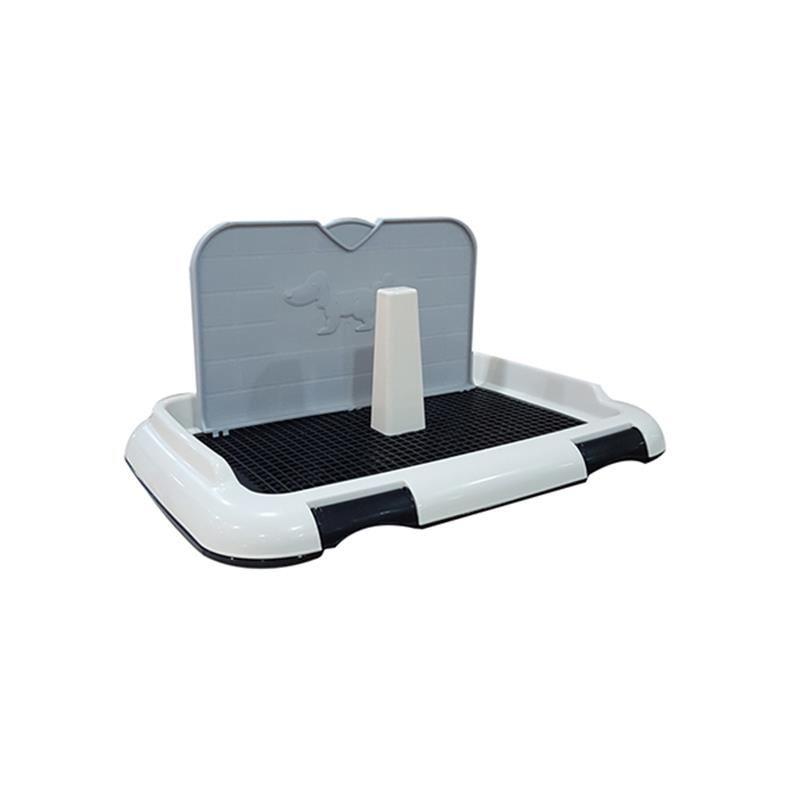 DIIL Duvar Koruma Panelli Köpek Tuvaleti Siyah 46,5 Cm