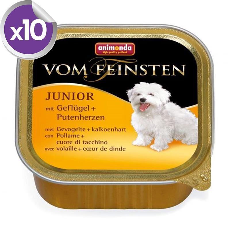 Animonda Kümes Hayvanlı Yavru Köpek Konservesi 150 gr x10 Adet