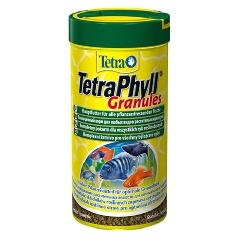 Tetra Phyll Granules Bitkisel Granül Yem 250 Ml
