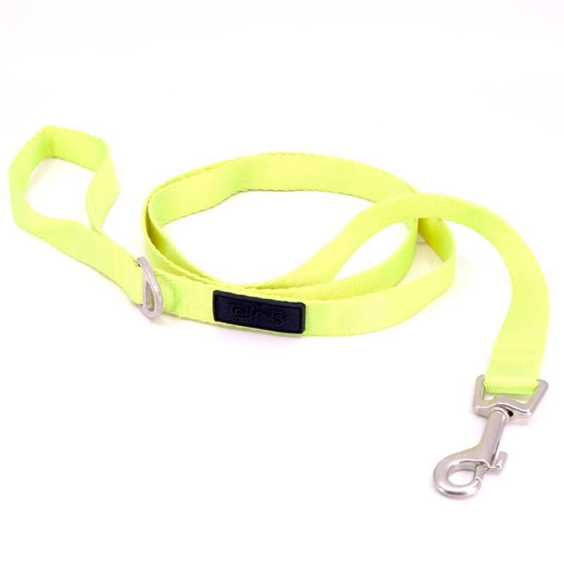 Tailpetz Neo Lime Leash Köpek Gezdirme Tasması Small