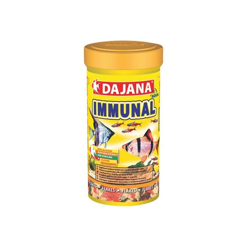 Dajana Tropical Immunal Flakes 100 Ml 20 Gr