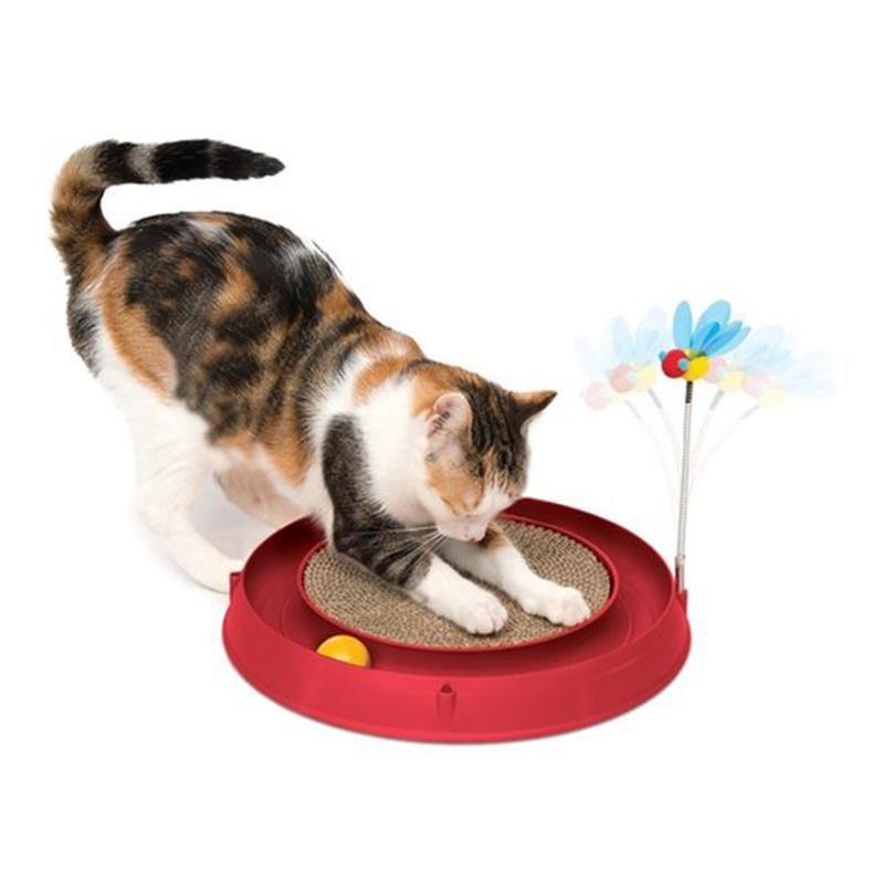 Catit Play Circle Ball Kedi Oyuncağı Tırmalama
