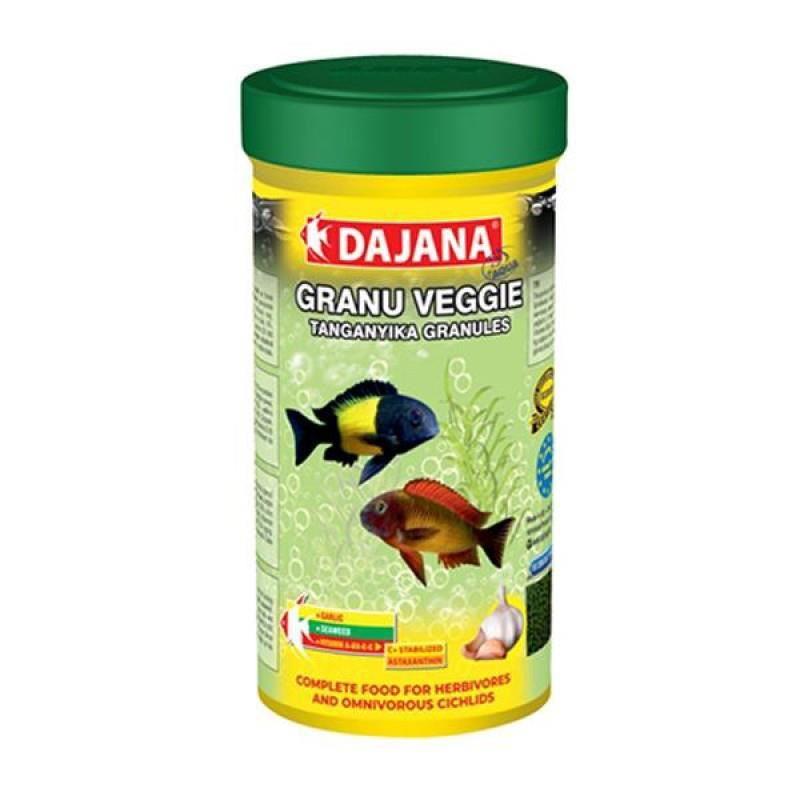 Dajana Granu Veggie Garlic 100 ml 50 Gr