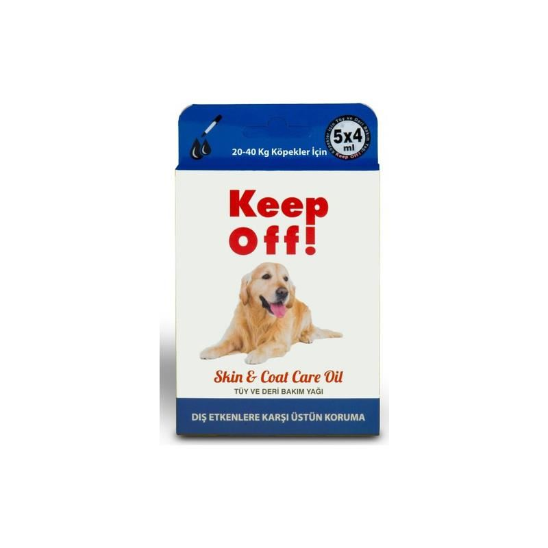 Keep Off Büyük Köpek Ense Damlası 20-40 kg