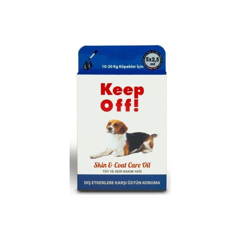 Keep Off Orta Köpek Ense Damlası 10-20 kg