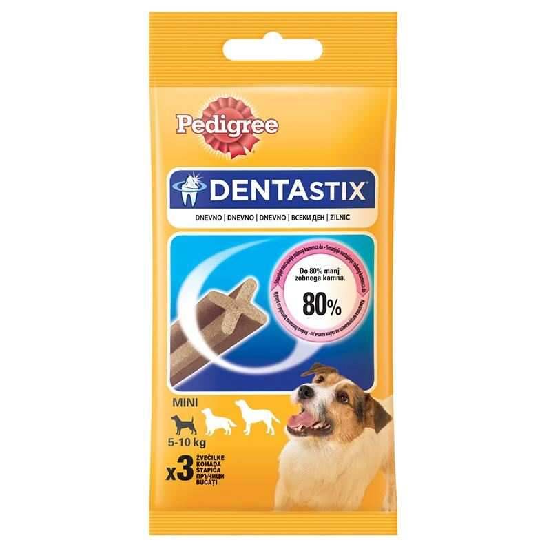 Pedigree Dentastix Küçük Irk Köpek Ödül Maması 45 Gr 3 Lü