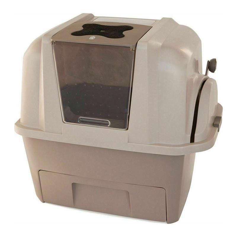 Catit 50685 Smartsift Cat Pan Mekanik Kedi Tuvaleti 66X48X63 Cm