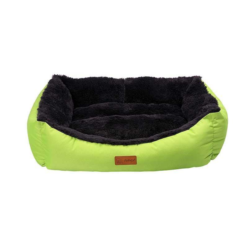 Dubex Jellybean Kedi Köpek Yatağı Yeşil XL