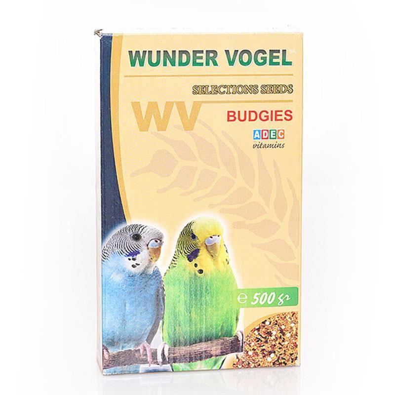 Wunder Vogel Selection Muhabbet Kuşu Yemi 500 Gr