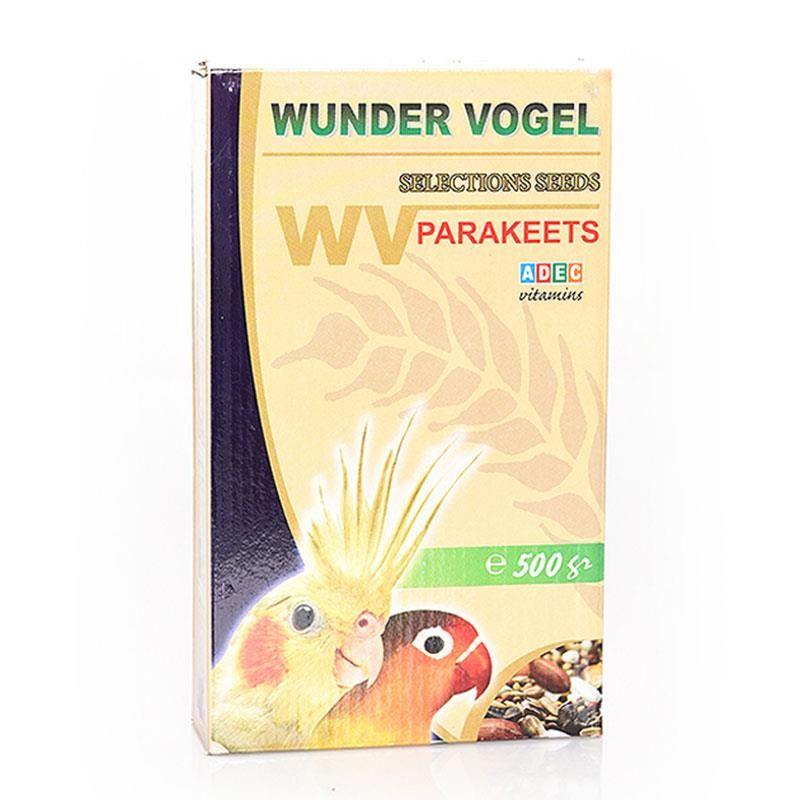 Wunder Vogel Selection Paraket Yemi 500 Gr
