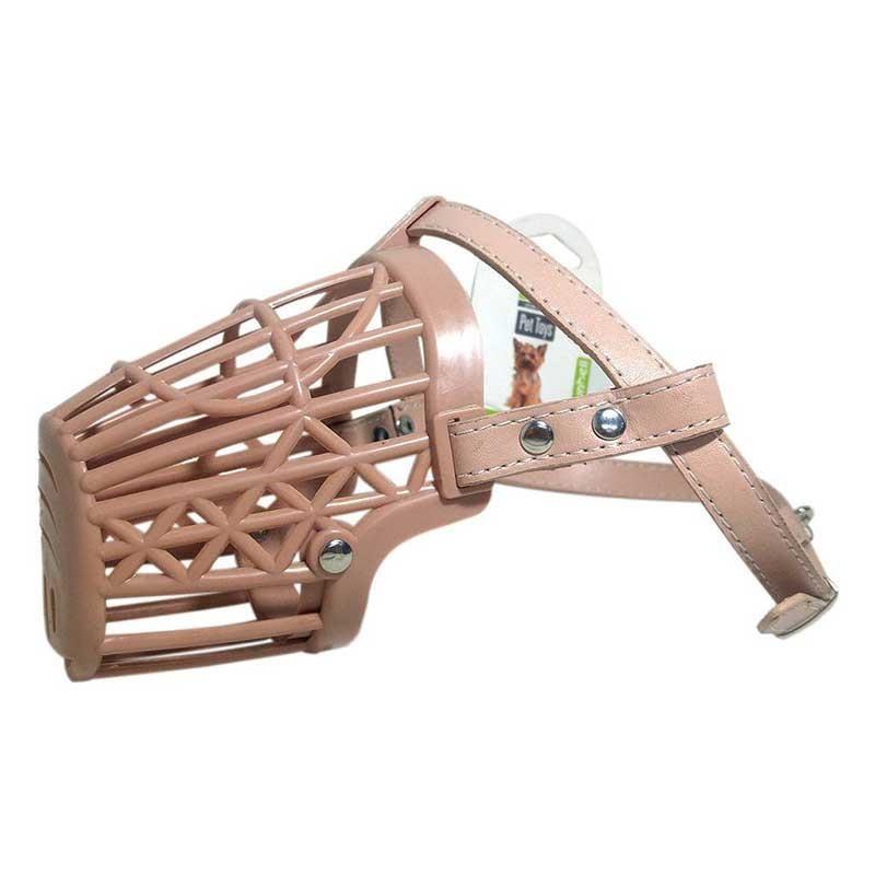 Nunbell Plastik Köpek Ağızlık XL