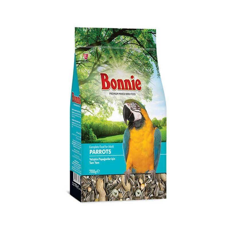 Bonnie Premium Karışık Papağan Yemi 700gr