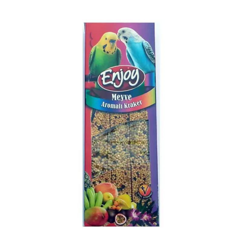 Enjoy Meyveli Kuş Krakeri 3lü