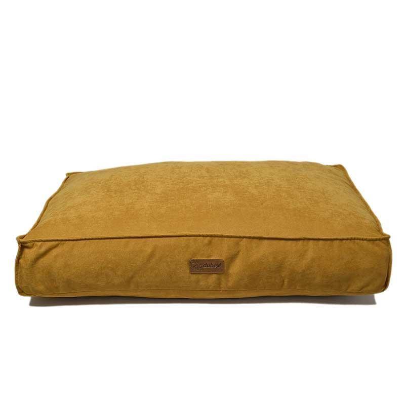 Dubex Soft Köpek Yatağı Sarı Medium