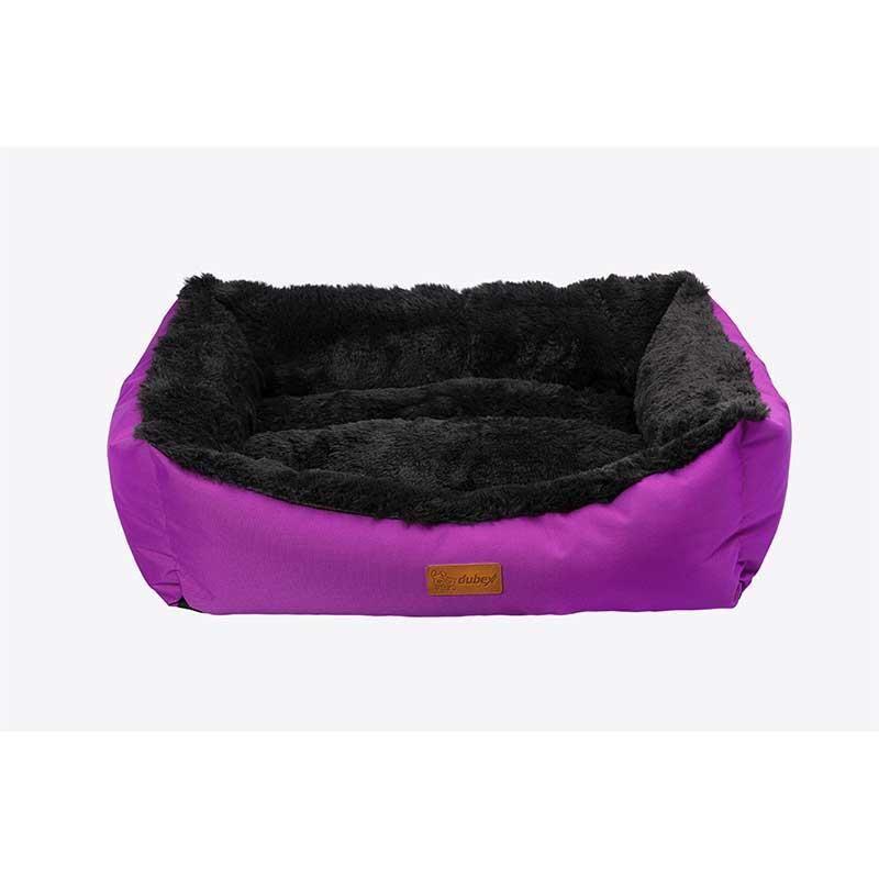 Dubex Jellybean Kedi Köpek Yatağı Lila Medium