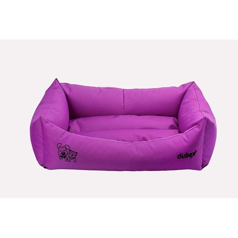 Dubex Gelato Kedi Köpek Yatağı Lila XL