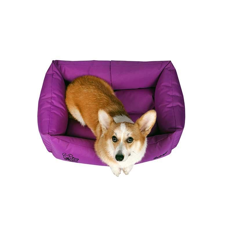 Dubex Gelato Kedi Köpek Yatağı Lila Medium