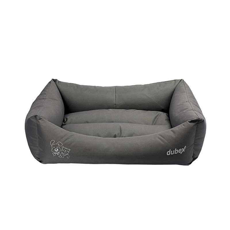 Dubex Gelato Kedi Köpek Yatağı Gri Medium